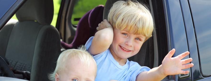 Kids Fighting in Car – Solved!